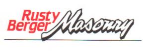 Rusty Berger Masonary